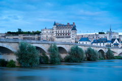 Chateau de Amboise Stock Photos