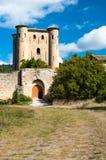 Chateau de Arques entrance Stock Image