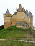 Chateau de Bannes, Beaumont du Perigord (France) Royalty Free Stock Photos
