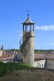 Chateau de Beaucaire Royalty Free Stock Photo