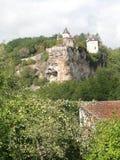 Chateau de Belcastel Royalty Free Stock Photography