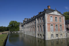 Chateau de Beloeil Royalty Free Stock Image
