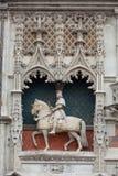Chateau de Blois. Stockfotografie
