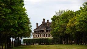 Chateau de Blois in Loir-Tal Stockfoto