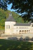 Chateau De Bussy-Rabutin/Chateau De Bussy-Le-Magnífico Imágenes de archivo libres de regalías