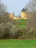 Chateau de Campagnac, St-Pardoux-et-Vielvic (France ) Royalty Free Stock Photos