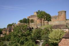 Chateau de Castelnau Stock Photography