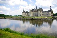 Chateau de Chambord Photographie stock libre de droits