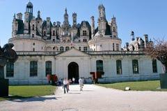 Chateau de Chambord Stock Photography