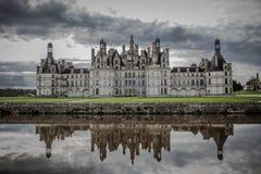 Chateau DE Chambord Royalty-vrije Stock Afbeelding