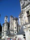 Chateau de Chambord Photos libres de droits