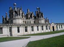 Chateau de Chambord Images libres de droits