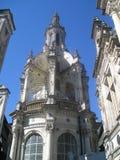 Chateau de Chambord Image libre de droits