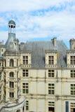 Chateau de Chambord fotografia stock libera da diritti