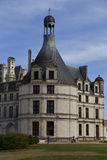 Chateau de Chambord, Chambord, Loire Valley, France - shot August, 2015 Stock Photos