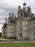 Chateau de Chambord ( France ) Royalty Free Stock Image