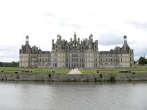 Chateau de Chambord ( France ) Stock Image
