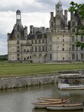 Chateau de Chambord ( France ) Royalty Free Stock Photo