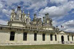 Chateau de Chambord, France Stock Photo