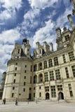 Chateau de Chambord, Frankreich Lizenzfreie Stockfotografie