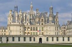 Chateau de Chambord Stock Image