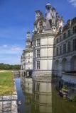 Chateau de Chambord - Loire Valley - France Stock Photo