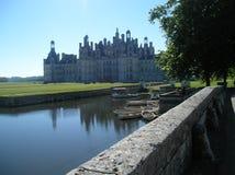 Chateau de chambord Stock Images
