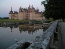 Chateau de chambord Stock Photos