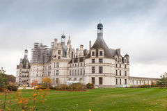 Chateau de Chambord, Loire Valley Stock Photos