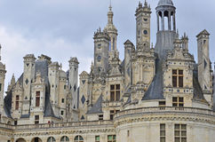 Chateau de Chambord Royalty Free Stock Image