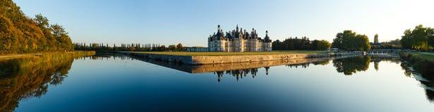 Chateau de Chambord immagine stock