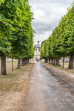 Chateau de Chambord, royal medieval castle. Loire Valley, France Stock Image
