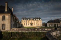 Chateau de Champs-sur-Marne Stock Images
