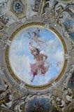 Chateau DE Chantilly Stock Afbeeldingen