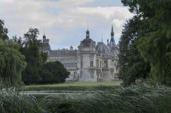 Chateau de Chantilly στοκ φωτογραφίες με δικαίωμα ελεύθερης χρήσης