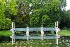 Chateau de Chantilly Fotografia Stock