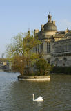 Chateau de Chantilly. Fotografia Stock