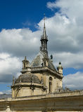 Chateau de Chantilly ( Chantilly Castle ), France Stock Image