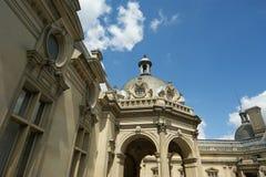 Chateau de Chantilly ( Chantilly Castle ),Picardie, France Stock Photo