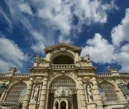 Chateau de Chantilly ( Chantilly Castle ),Picardie, France Stock Image