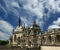 Chateau de Chantilly, France Royalty Free Stock Image
