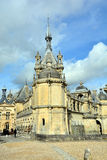 The Chateau de Chantilly Stock Photography