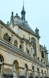 Chateau de Chantilly (France). Stock Photography