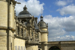 Chateau de Chantilly, Oise, Picardie, France Stock Image