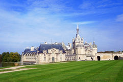Chateau de Chantilly Royalty Free Stock Image