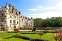 Chateau de Chenonceau Immagini Stock
