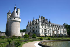Chateau de Chenonceau Photos stock