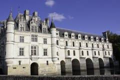 Chateau de Chenonceau Images libres de droits