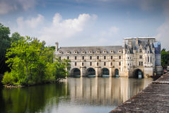 Chateau de Chenonceau Photographie stock