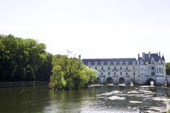 Chateau de Chenonceau Photo stock